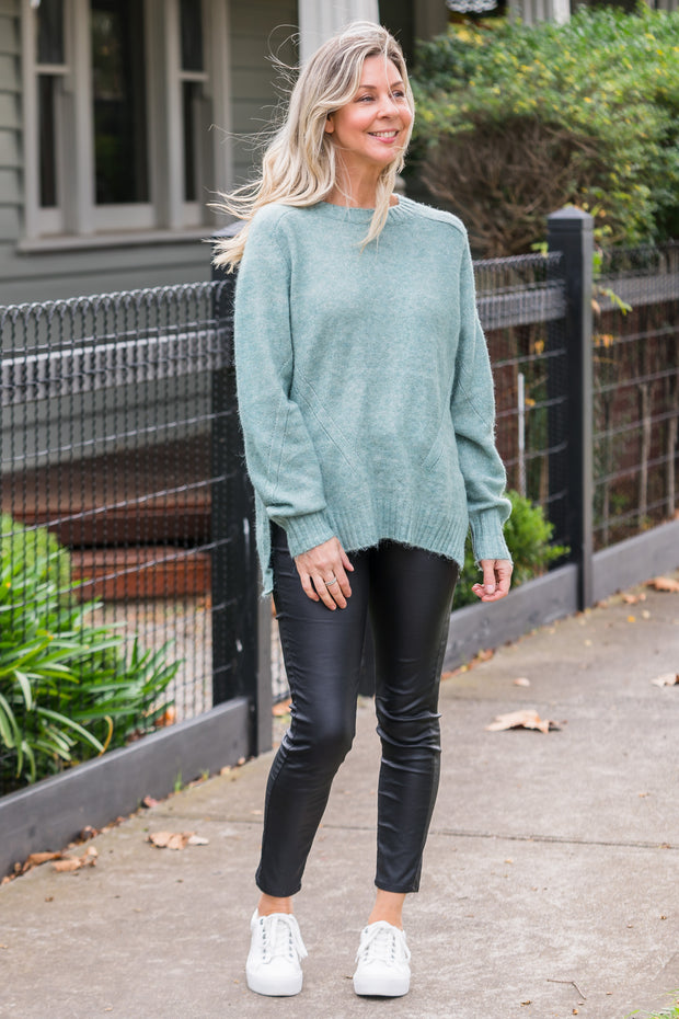 Pia Knit - Mint