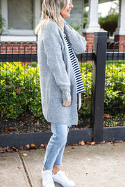 Elliot Cardigan - Grey