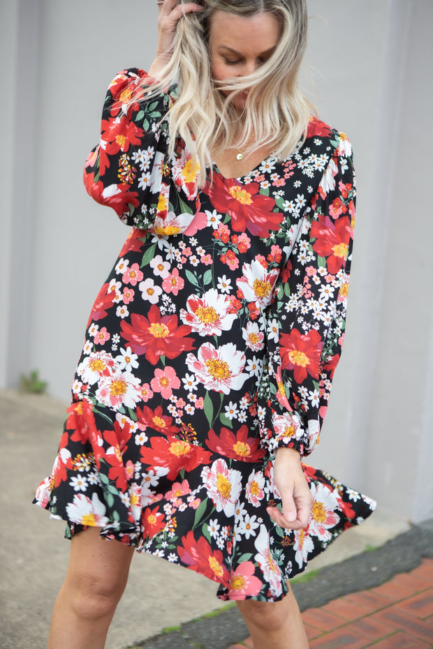 Flower Field Dress