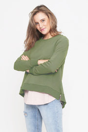 Heston Jumper - Khaki