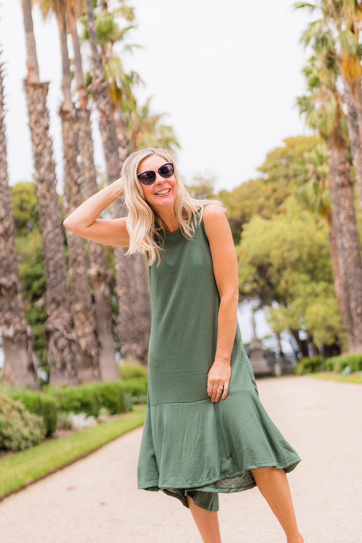 Hawaii Dress - Forrest | Mabel and Woods | Women's Fashion