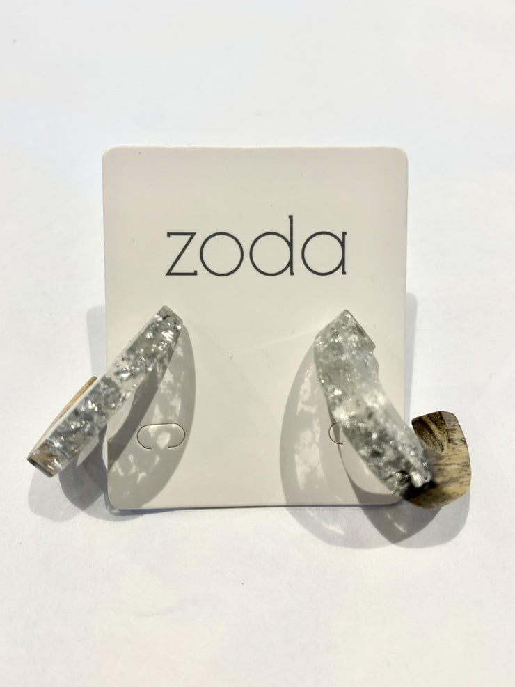 Zoda Odette Natural Earring | Mabel and Woods | Women's Fashion