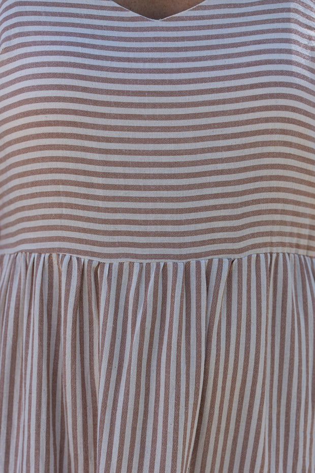 Shay Sundress - Stripe