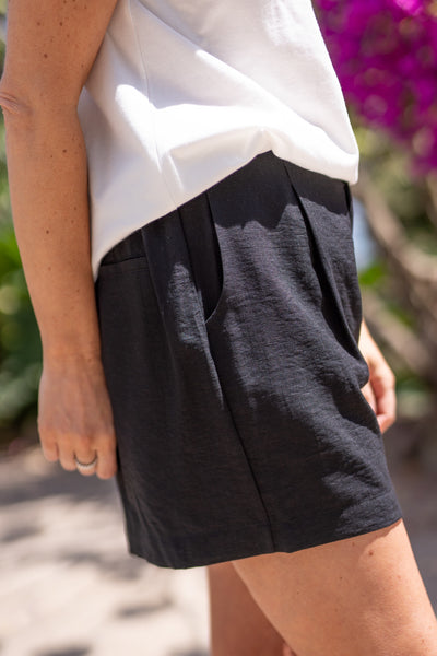 Romee Shorts - Black