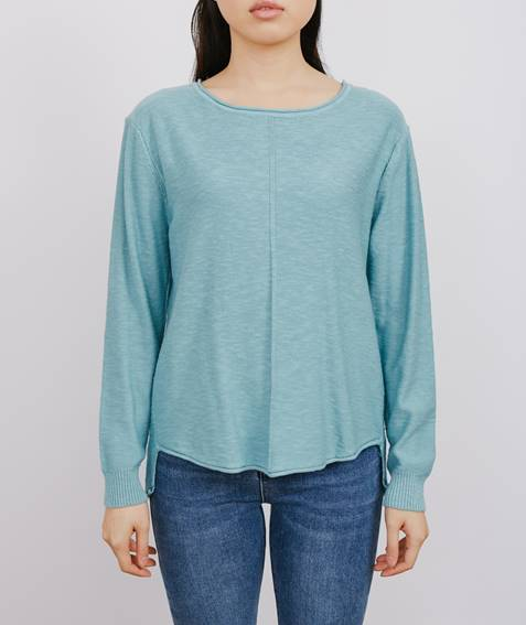 Sacha Knit - Lagoon | Mabel and Woods | Women's Fashion