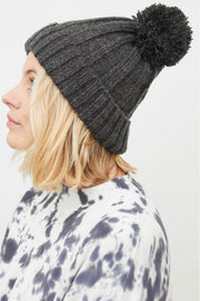 South Bay Beanie - Charcoal