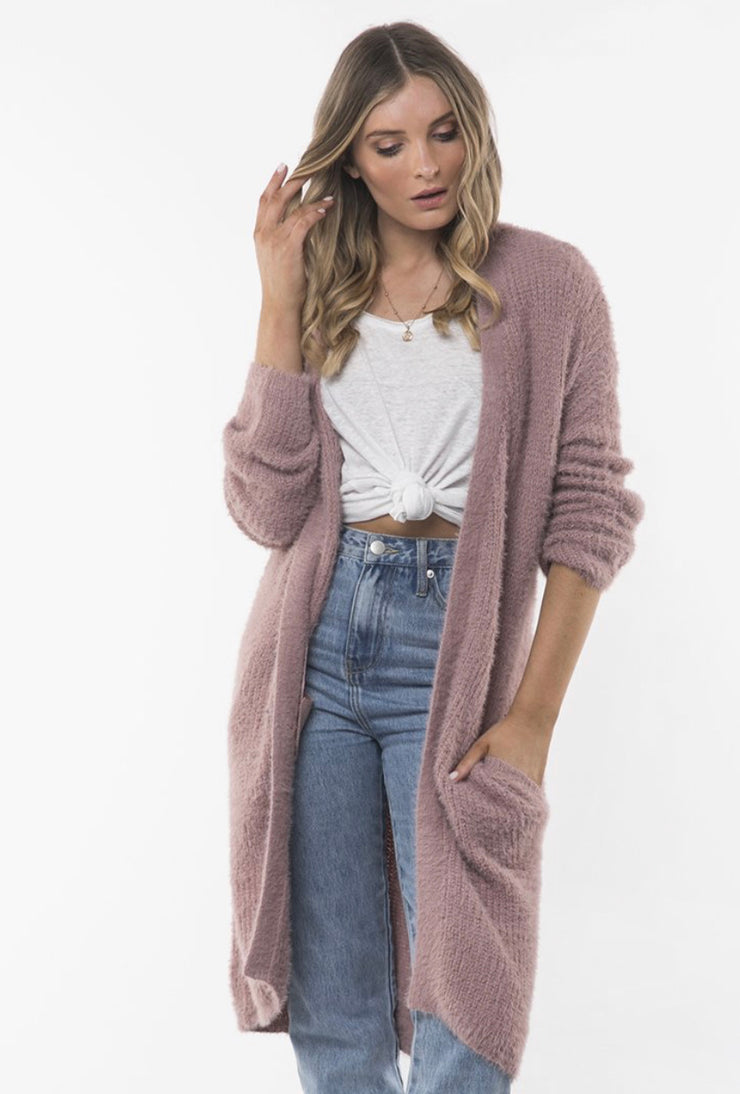 All About Eve Scarlet Cardi | Mabel and Woods | Women's Fashion