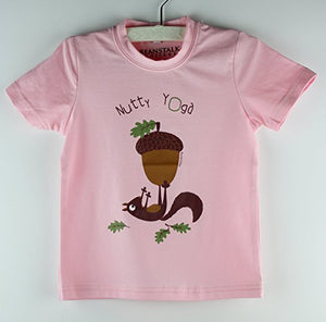 Nutty Yoga Pastel Pink