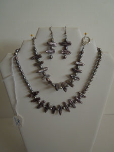 Jewelry - Gray Fresh Water Pearls