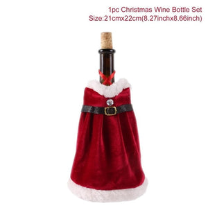 Wine Bottle Covers