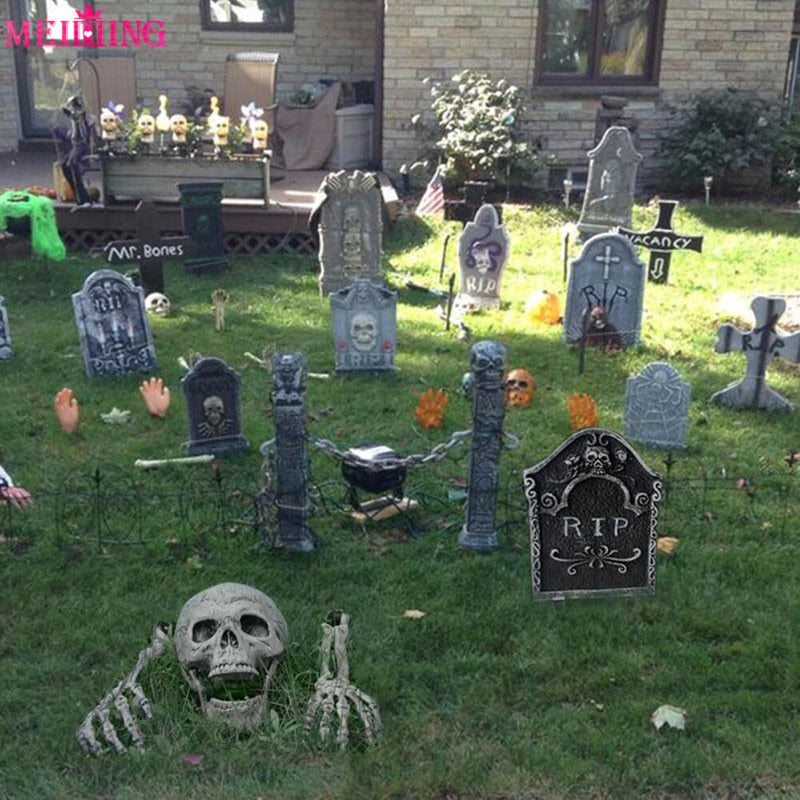 Halloween Yard Decorations