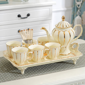 Bone China Tea Set