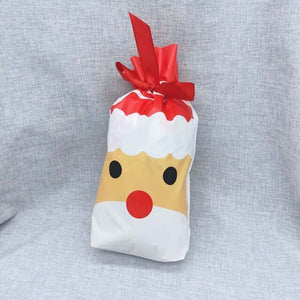 1/5/10pcs Christmas Candy or Gift Bags