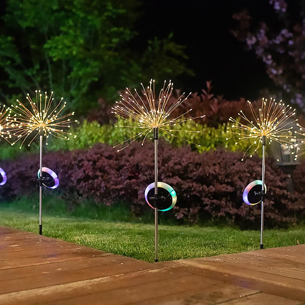 150 LED Light Garden Solar Lights