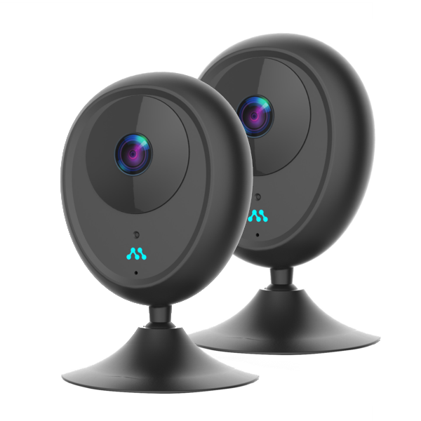Cori HD Smart Home Security Camera (2-Pack)