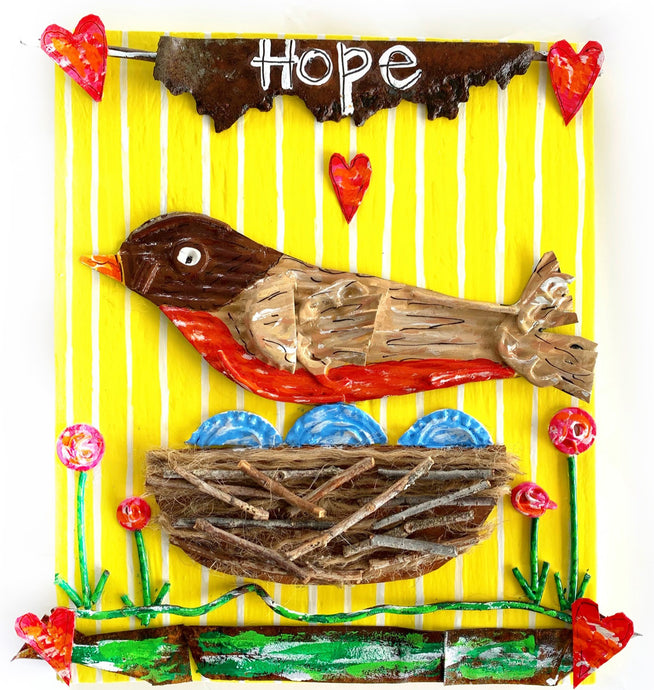 Creatively Celebrating Hope