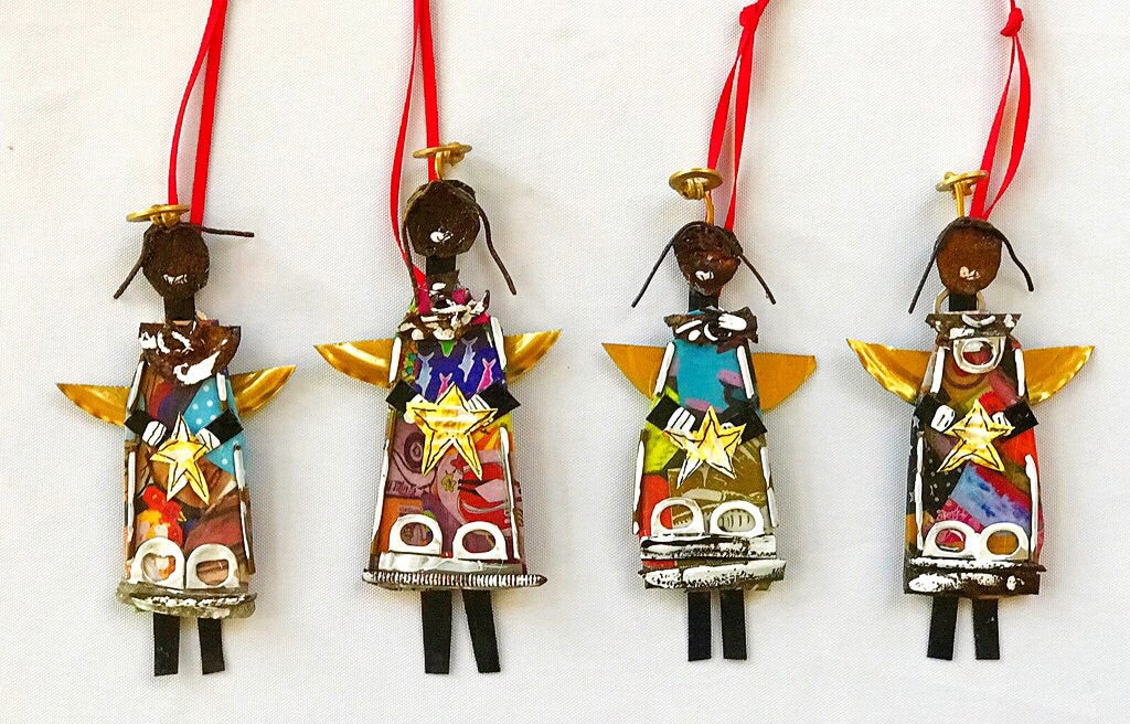 Little Angel Ornaments