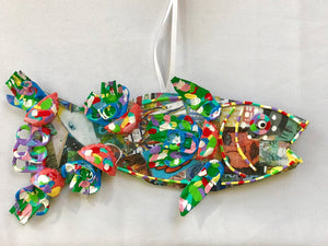Fish Ornament (medium)