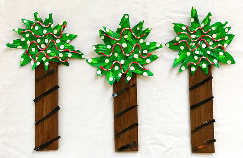 Palmetto Tree Ornaments