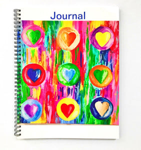 Journal Spiral Notebook