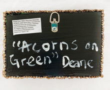 Acorns on Green