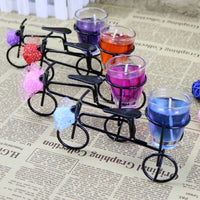 Blissful Bicycle Candles