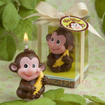 Funky Monkey Candle