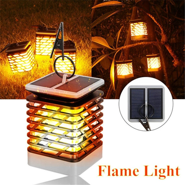 Enjoy the lustre of LED Flame Lanterns