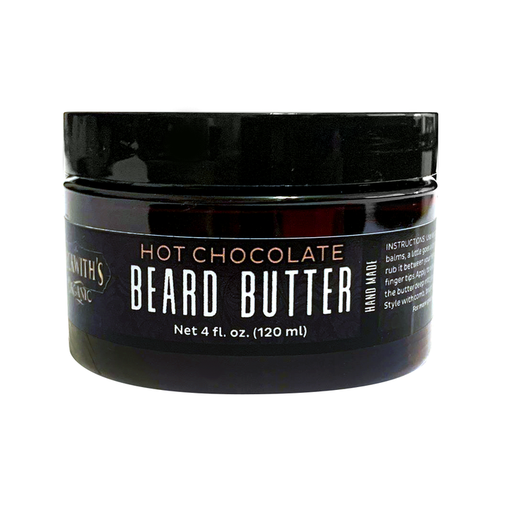 Hot Chocolate Beard Butter