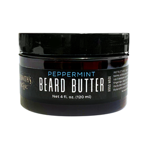 Peppermint Beard Butter