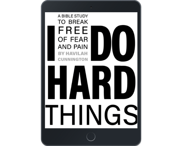 I Do Hard Things PDF