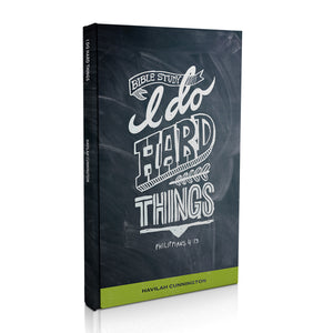 I Do Hard Things Workbook