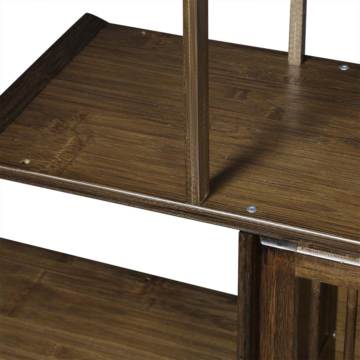 2pc Modern Counter Stools Pub Bar Stools with Backs Kitchen Stools Silver