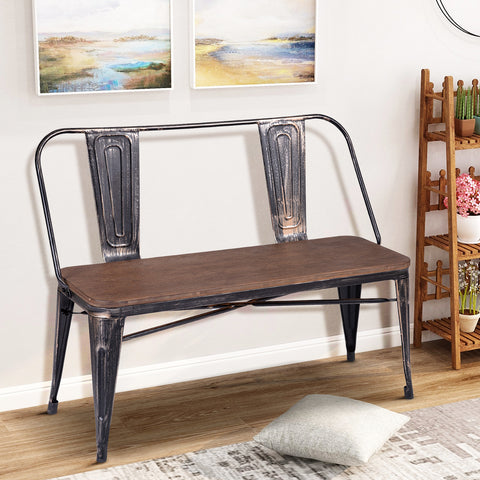 Coaster 109586 | Elegant Upholstered Counter Height Benches Dining Seat