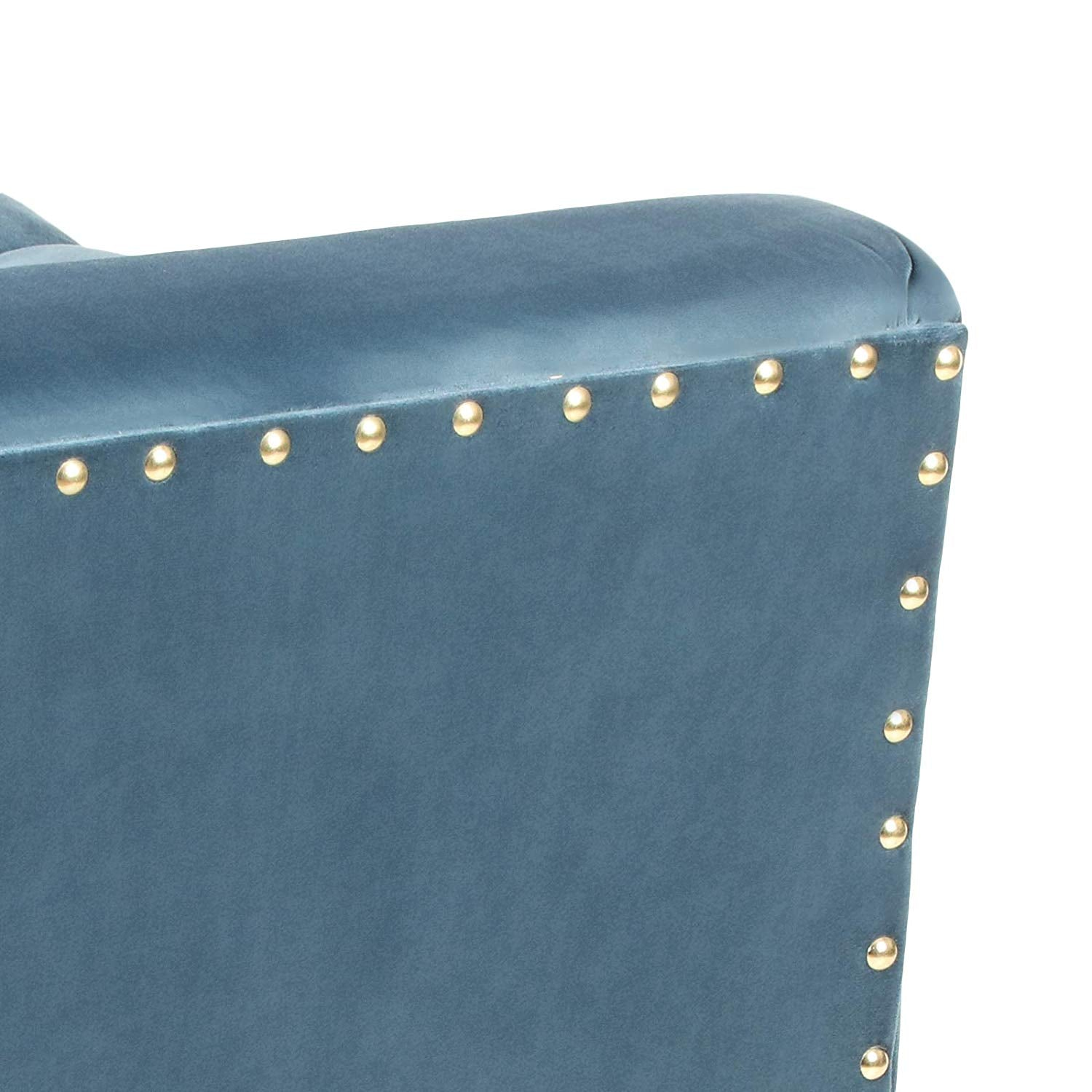 Magshion Microfiber Upholstered Accent Ottoman Bench