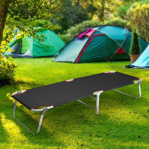 Lightweight Portable Folding Camping Hiking Bed & Cots