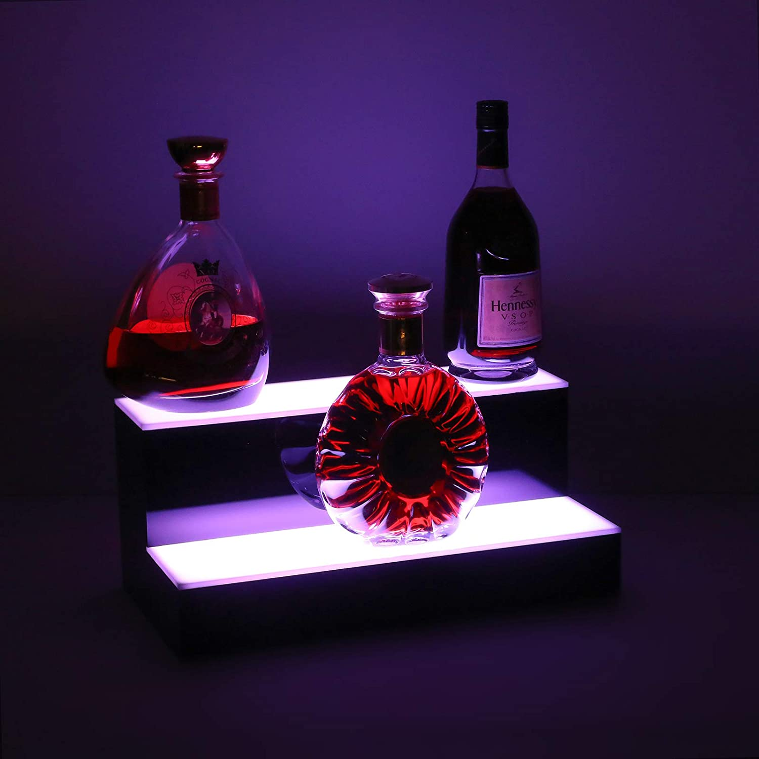 LED Dynamic Liquor Shelf