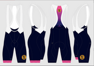Women's Parra'dowee Cycling Bib 2017/18