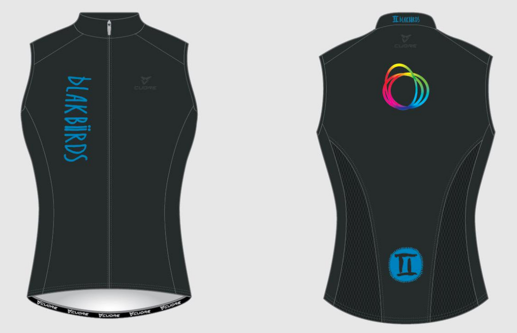 Women's Cycling Vest 2018