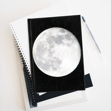 """Full Moon"" Journal - Ruled Line"