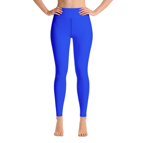 P&P Yoga Leggings Classic Blue