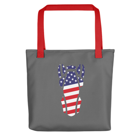 P&P Tote bag USA Flag