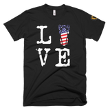 P&P Short-Sleeve T-Shirt LOVE