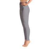 P&P Yoga Leggings Grey Logo Star