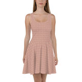 P&P Dress Peach Logo Star