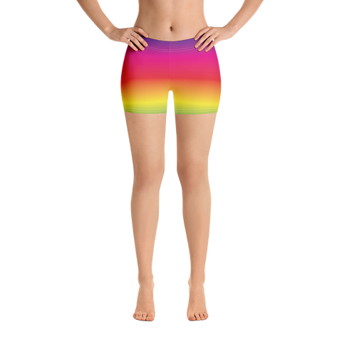 P&P Shorts Rainbow