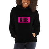 P&P Hooded Sweatshirt Ride Pink