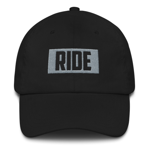 P&P Hat RIDE Grey