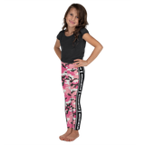 P&P Kid's Leggings Pink Camo