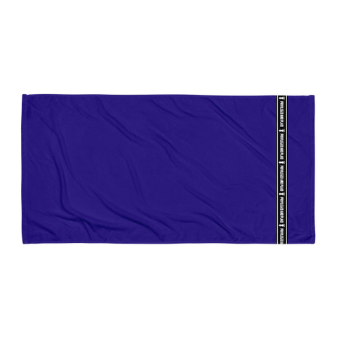 P&P Towel Purple
